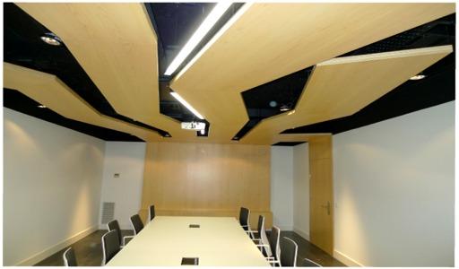 Revestimientos paredes y techos de madera ebanisteria - Revestimiento de techos ...